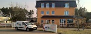 Standort von Malerunternehmen Kleemann